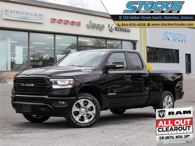2020 RAM 1500 Big Horn (Stk: 33055) in Waterloo - Image 1 of 27