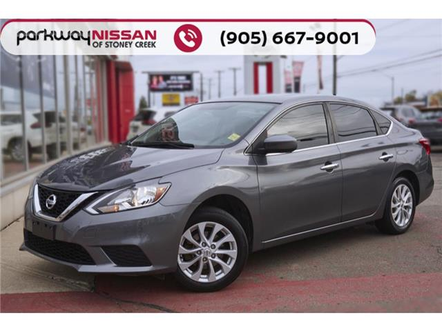 2017 Nissan Sentra  (Stk: N1734) in Hamilton - Image 1 of 24