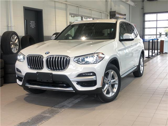 2021 BMW X3 PHEV xDrive30e (Stk: 21031) in Kingston - Image 1 of 15