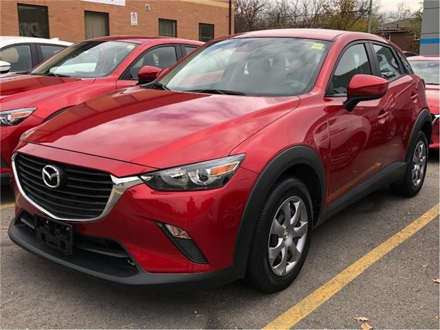 2018 Mazda CX-3 GX (Stk: P3089) in Toronto - Image 1 of 21