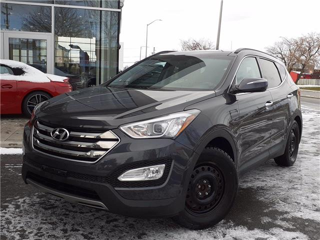 2016 Hyundai Santa Fe Sport 2.4 Luxury (Stk: 13534A) in Gloucester - Image 1 of 25