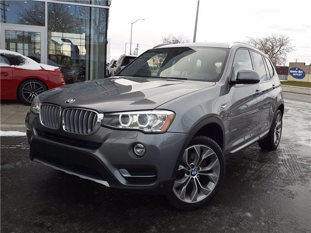 2017 BMW X3 xDrive28i (Stk: P9629) in Gloucester - Image 1 of 27