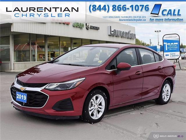 2019 Chevrolet Cruze LT (Stk: BC0084) in Sudbury - Image 1 of 29