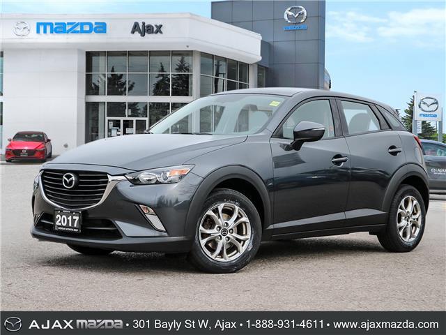 2017 Mazda CX-3 GS (Stk: P5612) in Ajax - Image 1 of 27