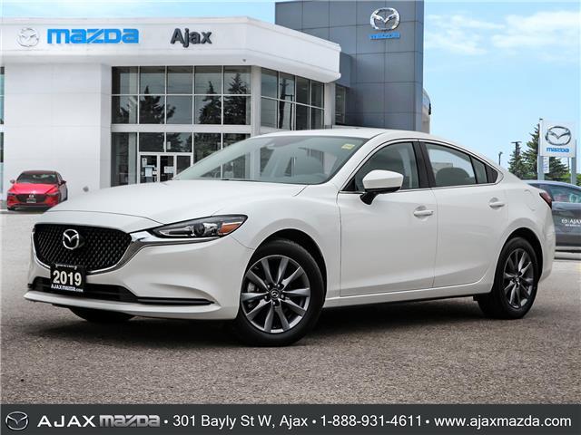 2019 Mazda MAZDA6 GS (Stk: 19-1594) in Ajax - Image 1 of 28