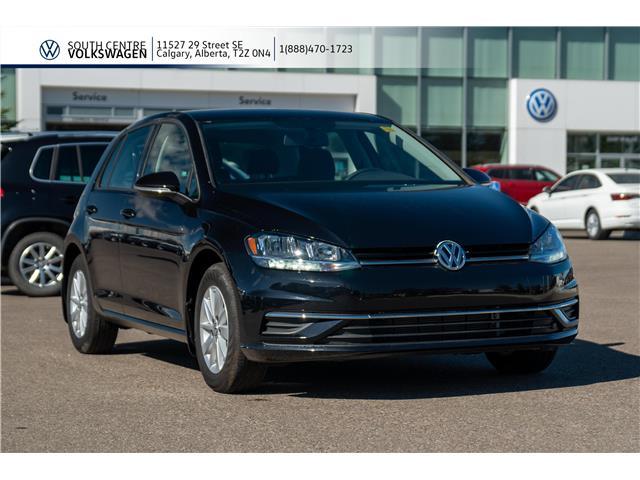 2020 Volkswagen Golf Comfortline (Stk: 00239) in Calgary - Image 1 of 34