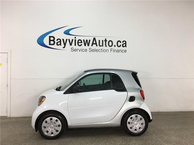 2016 Smart Fortwo Pure (Stk: 37138W) in Belleville - Image 1 of 27