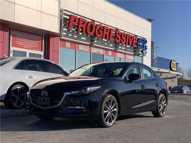 2018 Mazda Mazda3 GT (Stk: JM217199) in Sarnia - Image 1 of 25