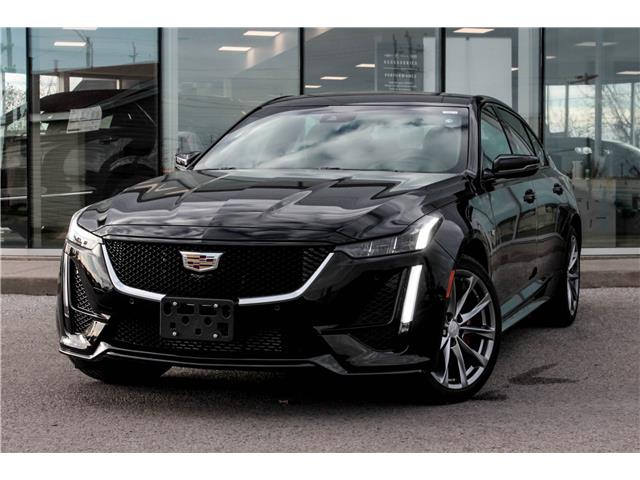 2021 Cadillac CT5 Sport (Stk: 15117) in Sarnia - Image 1 of 30