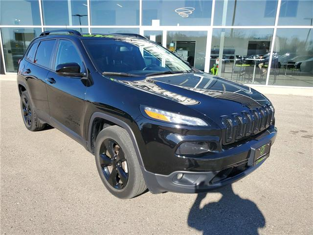 2018 Jeep Cherokee Limited (Stk: 5822 Ingersoll) in Ingersoll - Image 1 of 30