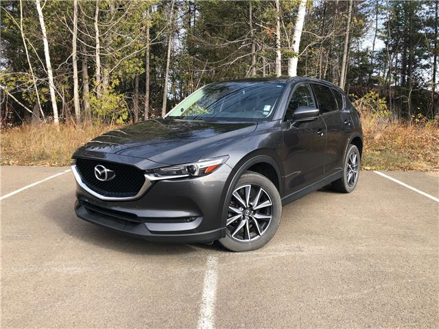2017 Mazda CX-5 GT (Stk: T36) in Fredericton - Image 1 of 15