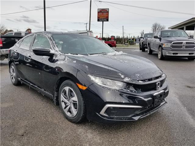 2019 Honda Civic LX (Stk: ) in Kemptville - Image 1 of 16
