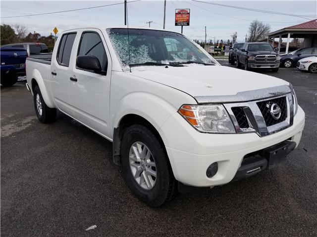 2018 Nissan Frontier SV (Stk: ) in Kemptville - Image 1 of 17