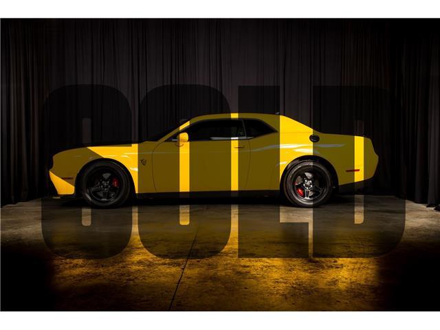 2018 Dodge Challenger SRT Demon (Stk: ) in Calgary - Image 1 of 22