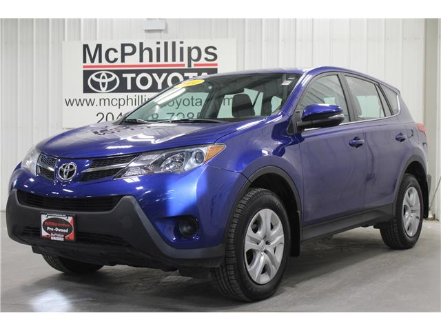 2014 Toyota RAV4 LE (Stk: W123605A) in Winnipeg - Image 1 of 22