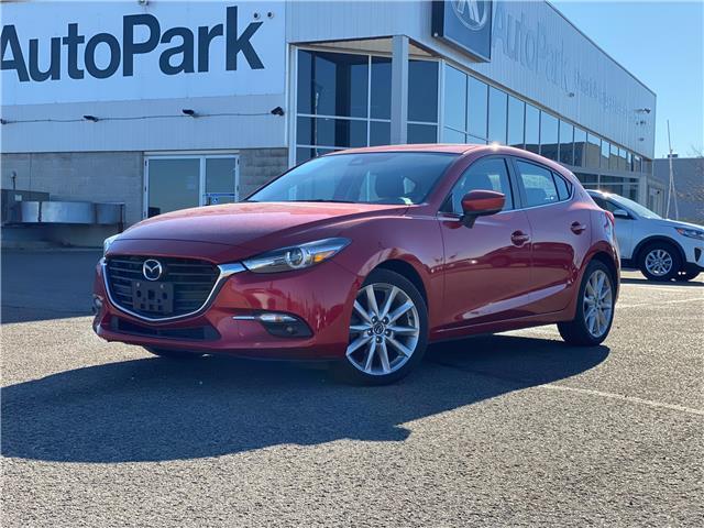 2017 Mazda Mazda3 Sport GT (Stk: 17-44255JB) in Barrie - Image 1 of 27