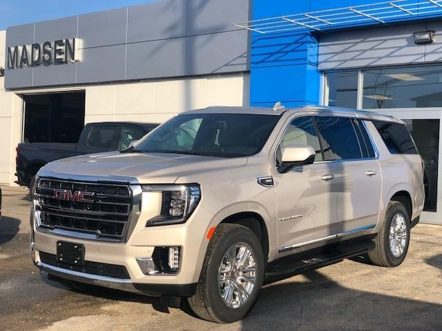 2021 GMC Yukon XL SLT (Stk: 21106) in Sioux Lookout - Image 1 of 6