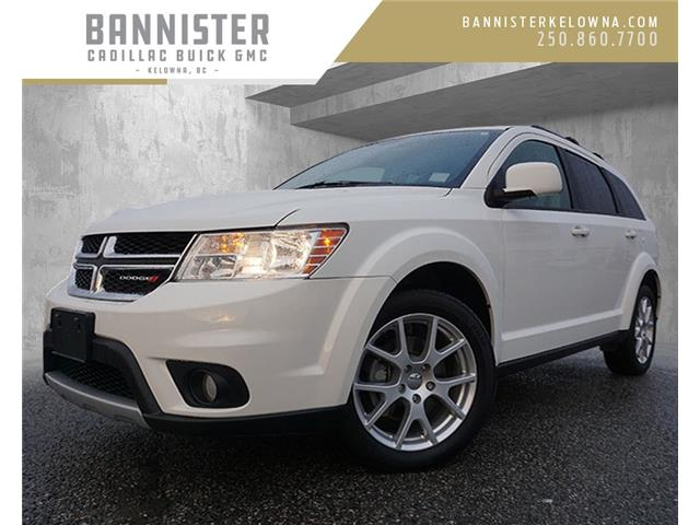 2017 Dodge Journey SXT (Stk: 19-474A) in Kelowna - Image 1 of 24