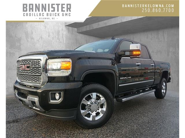 2018 GMC Sierra 3500HD Denali (Stk: 20-853A) in Kelowna - Image 1 of 22