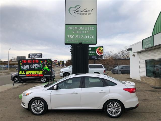 2015 Ford Focus Titanium (Stk: HW1036) in Fort Saskatchewan - Image 1 of 26