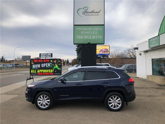 2016 Jeep Cherokee Limited (Stk: HW1042) in Fort Saskatchewan - Image 1 of 24