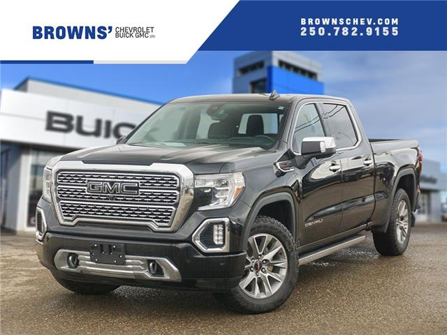 2019 GMC Sierra 1500 Denali (Stk: T20-1589A) in Dawson Creek - Image 1 of 15