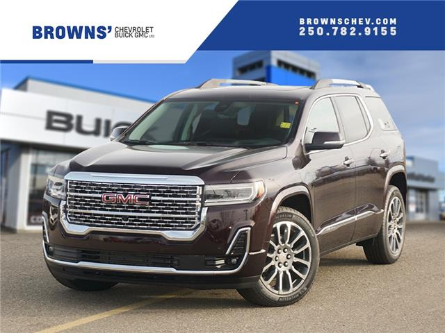 2021 GMC Acadia Denali (Stk: T21-1553) in Dawson Creek - Image 1 of 16