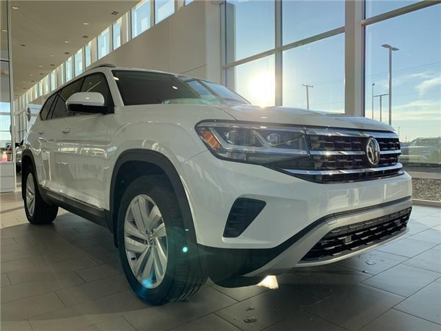2021 Volkswagen Atlas 3.6 FSI Highline (Stk: 71008) in Saskatoon - Image 1 of 27