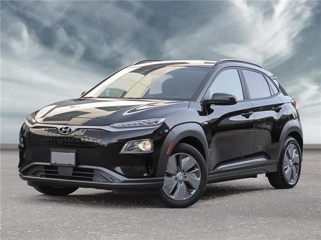 2021 Hyundai Kona EV  (Stk: 22377) in Aurora - Image 1 of 22