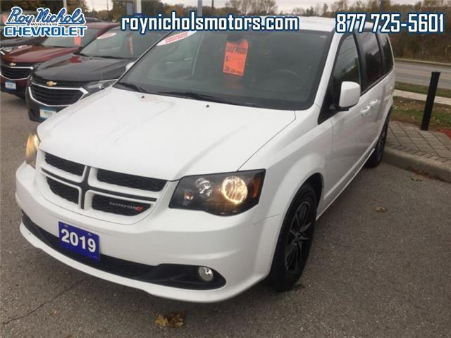2019 Dodge Grand Caravan GT (Stk: P6619) in Courtice - Image 1 of 13