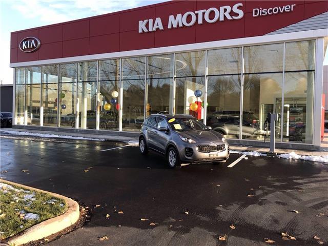 2017 Kia Sportage LX (Stk: X4995A) in Charlottetown - Image 1 of 29