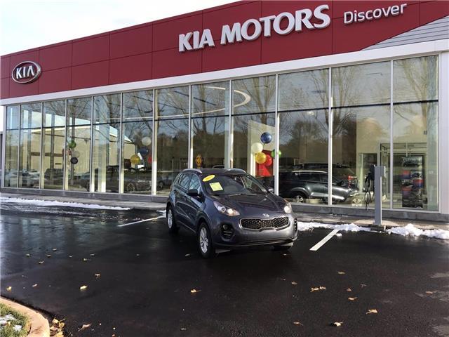 2017 Kia Sportage LX (Stk: X4997A) in Charlottetown - Image 1 of 10