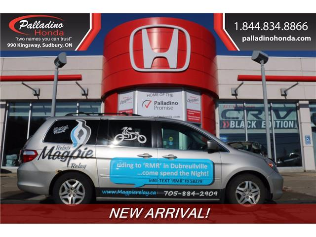 2005 Honda Odyssey EX-L (Stk: 22432B) in Sudbury - Image 1 of 22