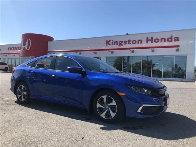 2020 Honda Civic LX (Stk: 20048) in Kingston - Image 1 of 11
