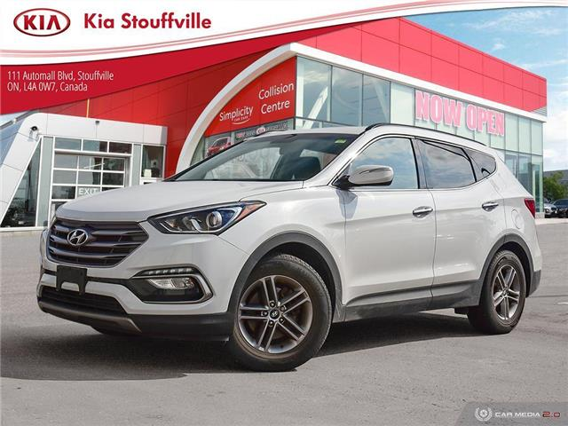 2017 Hyundai Santa Fe Sport 2.4 Base (Stk: 20308A) in Stouffville - Image 1 of 27