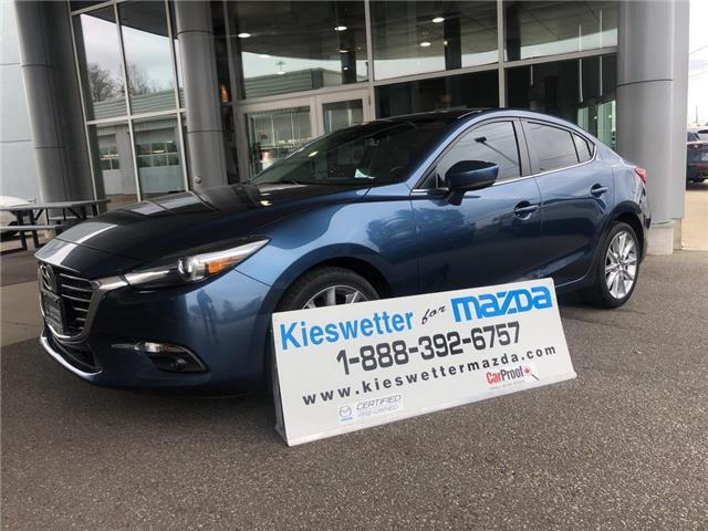 2017 Mazda Mazda3 GT (Stk: 36244A1) in Kitchener - Image 1 of 30