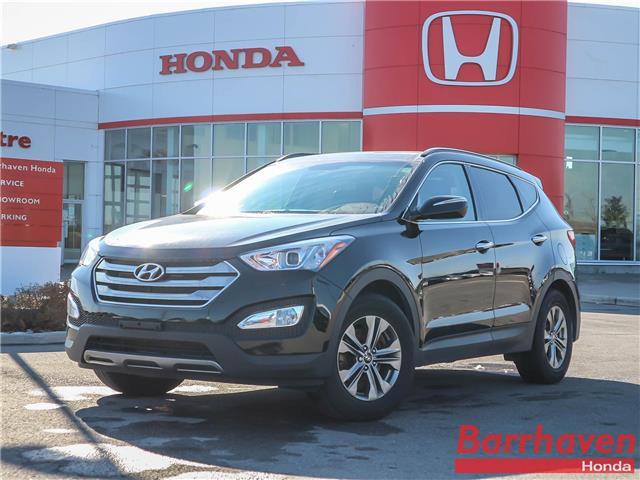 2015 Hyundai Santa Fe Sport  (Stk: 3344A) in Ottawa - Image 1 of 28