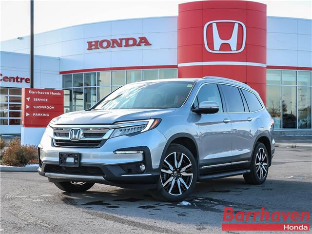2019 Honda Pilot Touring (Stk: B0728) in Ottawa - Image 1 of 30