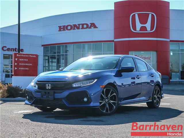 2018 Honda Civic Sport Touring (Stk: B0738) in Ottawa - Image 1 of 9