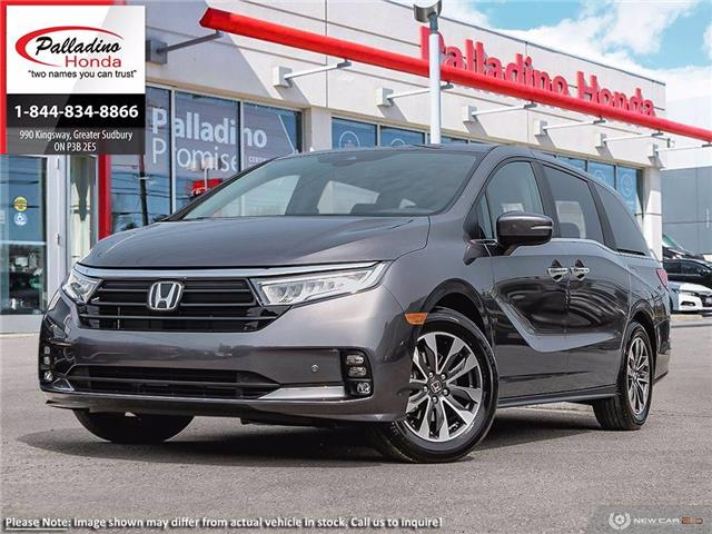 2021 Honda Odyssey EX-L Navi (Stk: 22762) in Greater Sudbury - Image 1 of 23