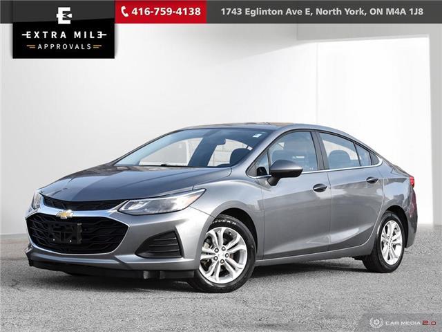 2019 Chevrolet Cruze LT (Stk: SP0480) in North York - Image 1 of 27