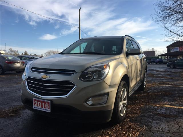2016 Chevrolet Equinox LT (Stk: ) in Kincardine - Image 1 of 14