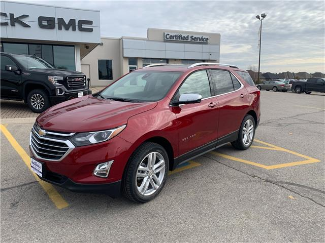 2021 Chevrolet Equinox Premier (Stk: 47088) in Strathroy - Image 1 of 9