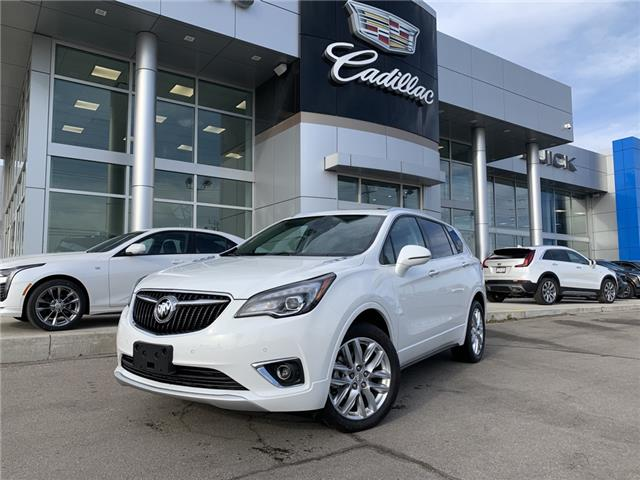 2020 Buick Envision Premium I (Stk: D015616) in Newmarket - Image 1 of 27