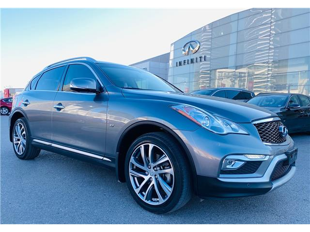 2017 Infiniti QX50 Base (Stk: H9453A) in Thornhill - Image 1 of 19