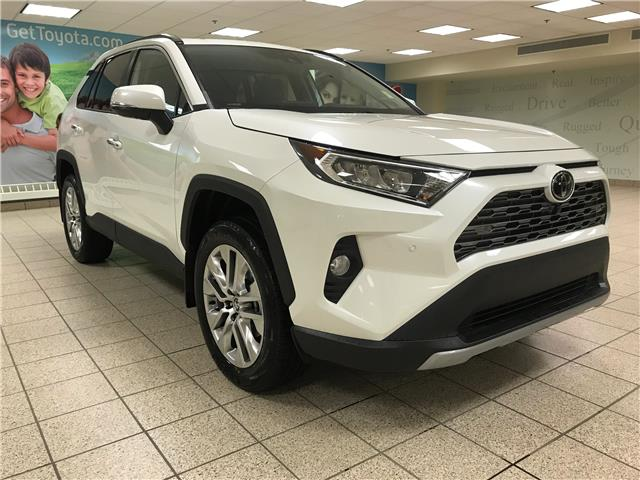 2021 Toyota RAV4 Limited (Stk: 210227) in Calgary - Image 1 of 19