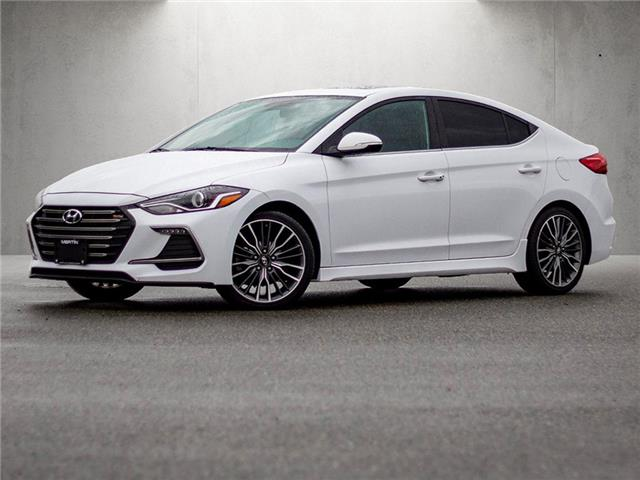 2017 Hyundai Elantra Sport (Stk: HA4-7366A) in Chilliwack - Image 1 of 19