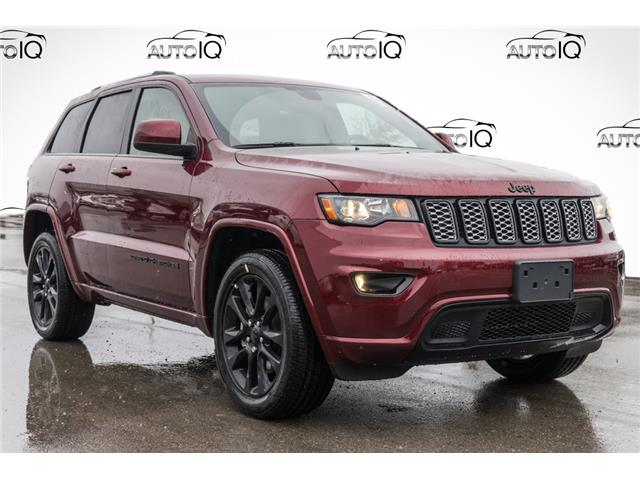 2021 Jeep Grand Cherokee Laredo (Stk: 44197) in Innisfil - Image 1 of 28