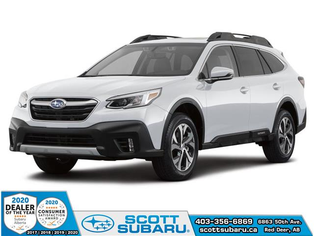 2021 Subaru Outback Limited XT (Stk: 124166) in Red Deer - Image 1 of 9
