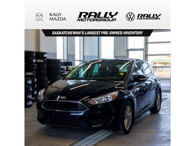 2017 Ford Focus SE (Stk: V1237B) in Prince Albert - Image 1 of 13